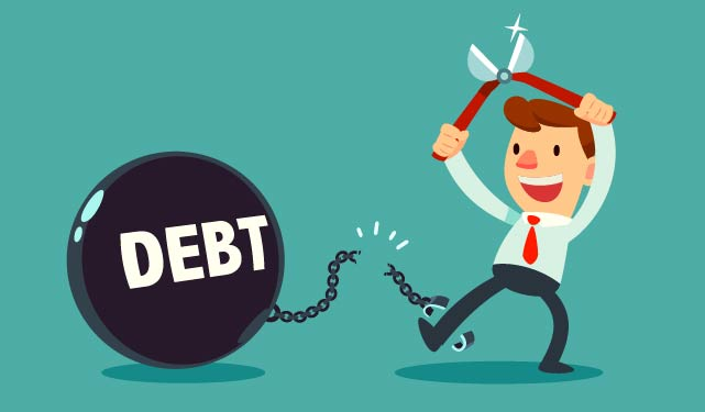 Payday is finally here, but for many people struggling with more serious debt problems, the sense of relief will only be minor.